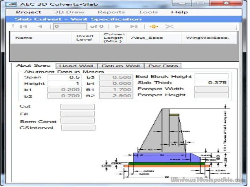 AEC 3D Culverts-Slab 2 0 Free download